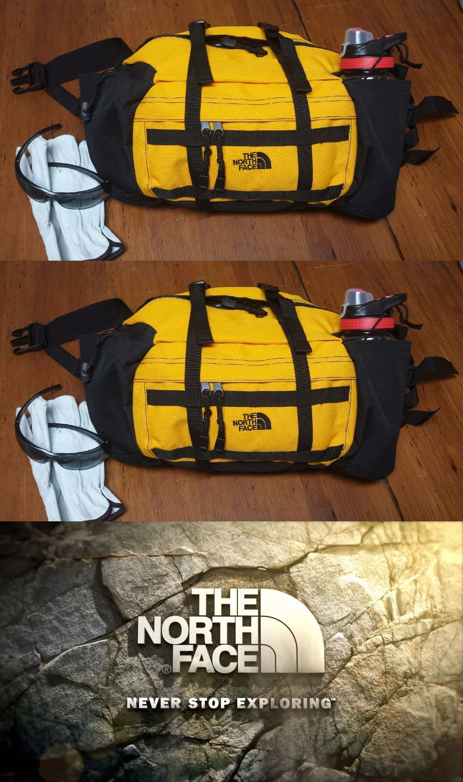 84ebe8e0f19 Waist Packs and Bags 181380  The North Face Mountain Bike Lumbar Day Pack  -  BUY IT NOW ONLY   69.99 on eBay!