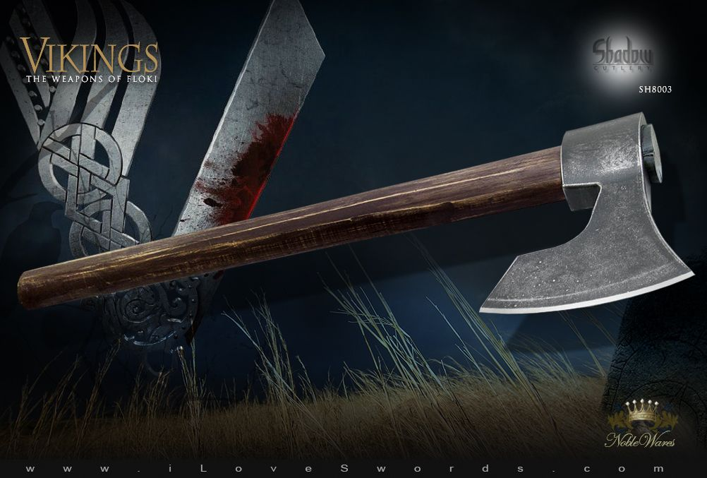 Shadow Cutlery Weapons of Floki SH8003