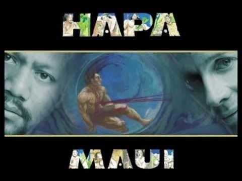 My first hula song. Oahu Hawaii. 11-2013 HEI ITI VAIHI MO'I - HAPA