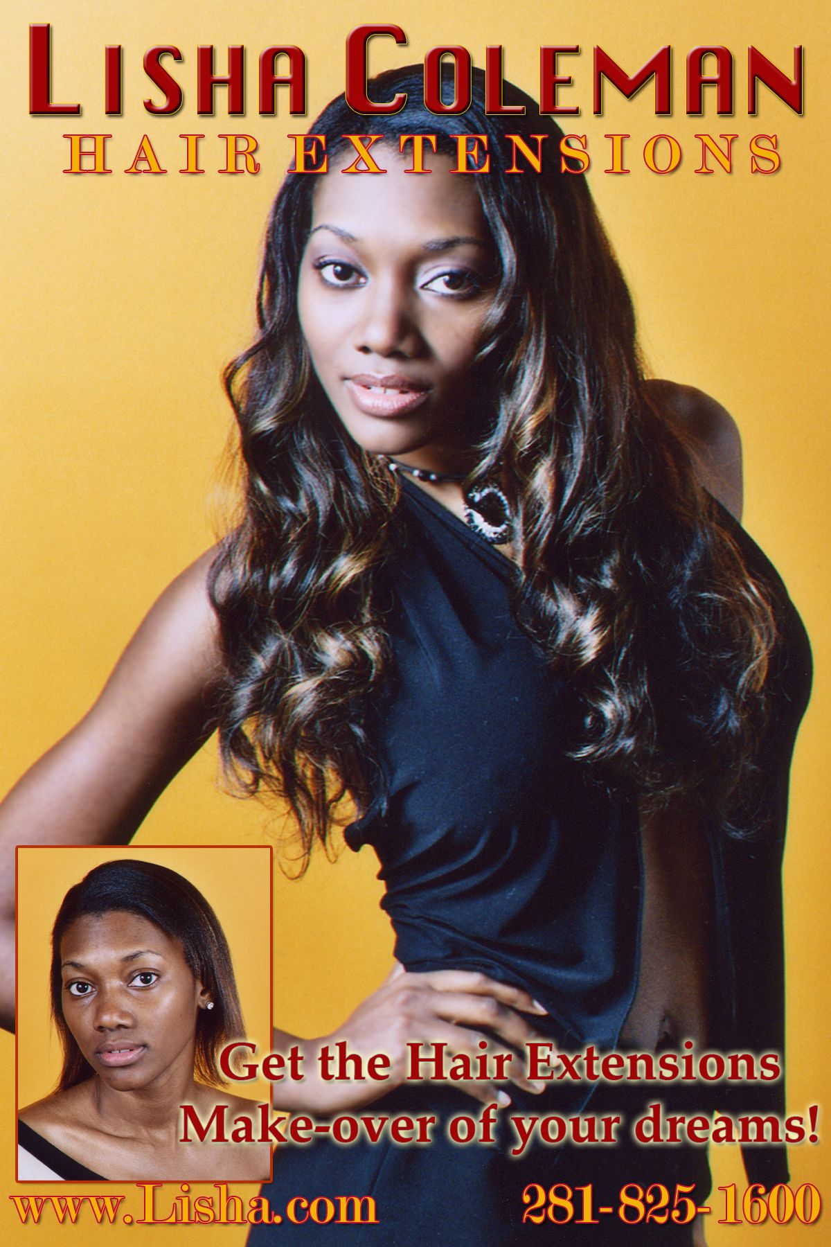 Hair Extensions 281 825 1600 Voted Best By Allure Magazine Lisha