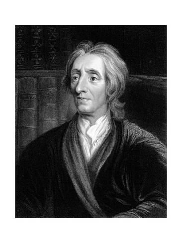 John Locke English Philosopher C1680 1704 Giclee Print Godfrey Kneller Art Com John Locke Philosophers Social Contract