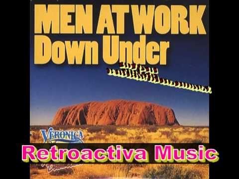 Men At Work-Down Under (Ultrasound Long Hot Tracks Remix)