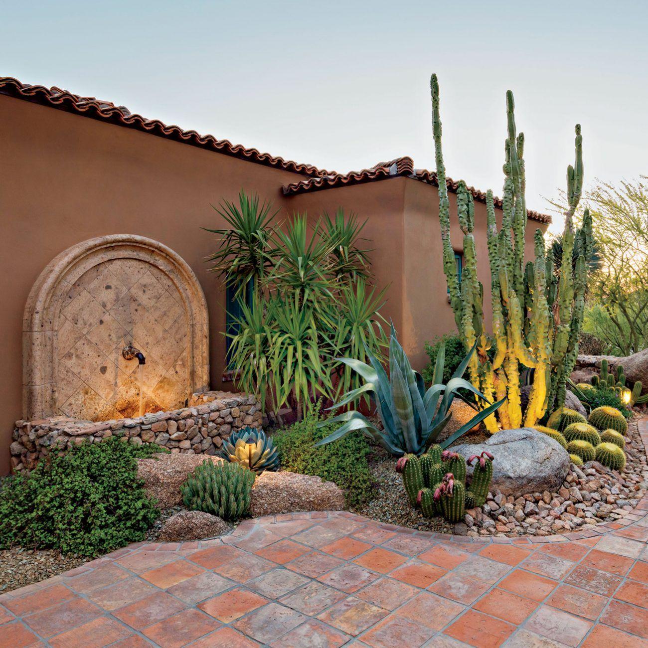 Botanical beauty phoenix home garden desert