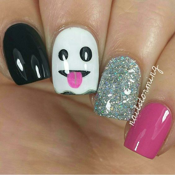 20 Simple Cute Nails You Can Make By Yourself 6 Nails Fall