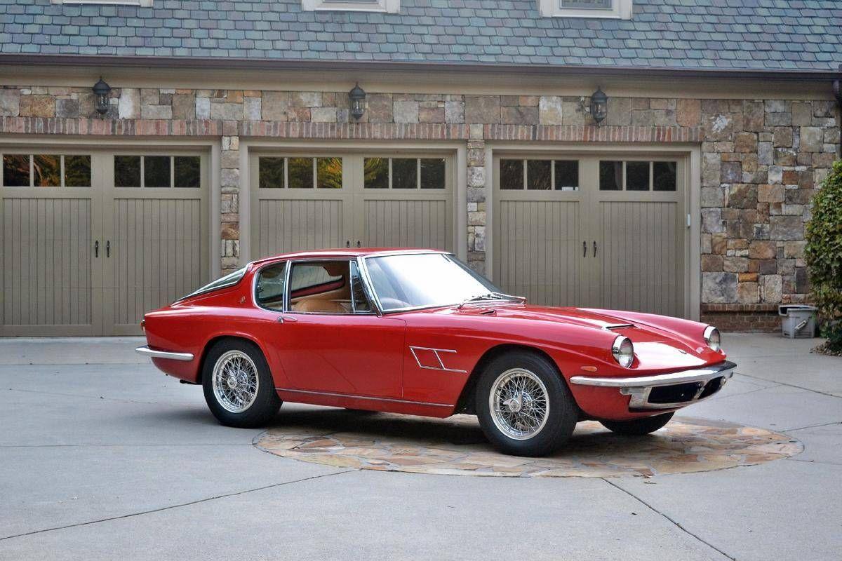 1965 Maserati Mistral for sale #2186017 - Hemmings Motor News