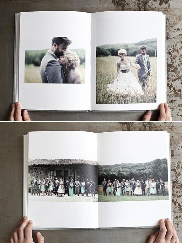 Image Result For Wedding Photo Book Examples