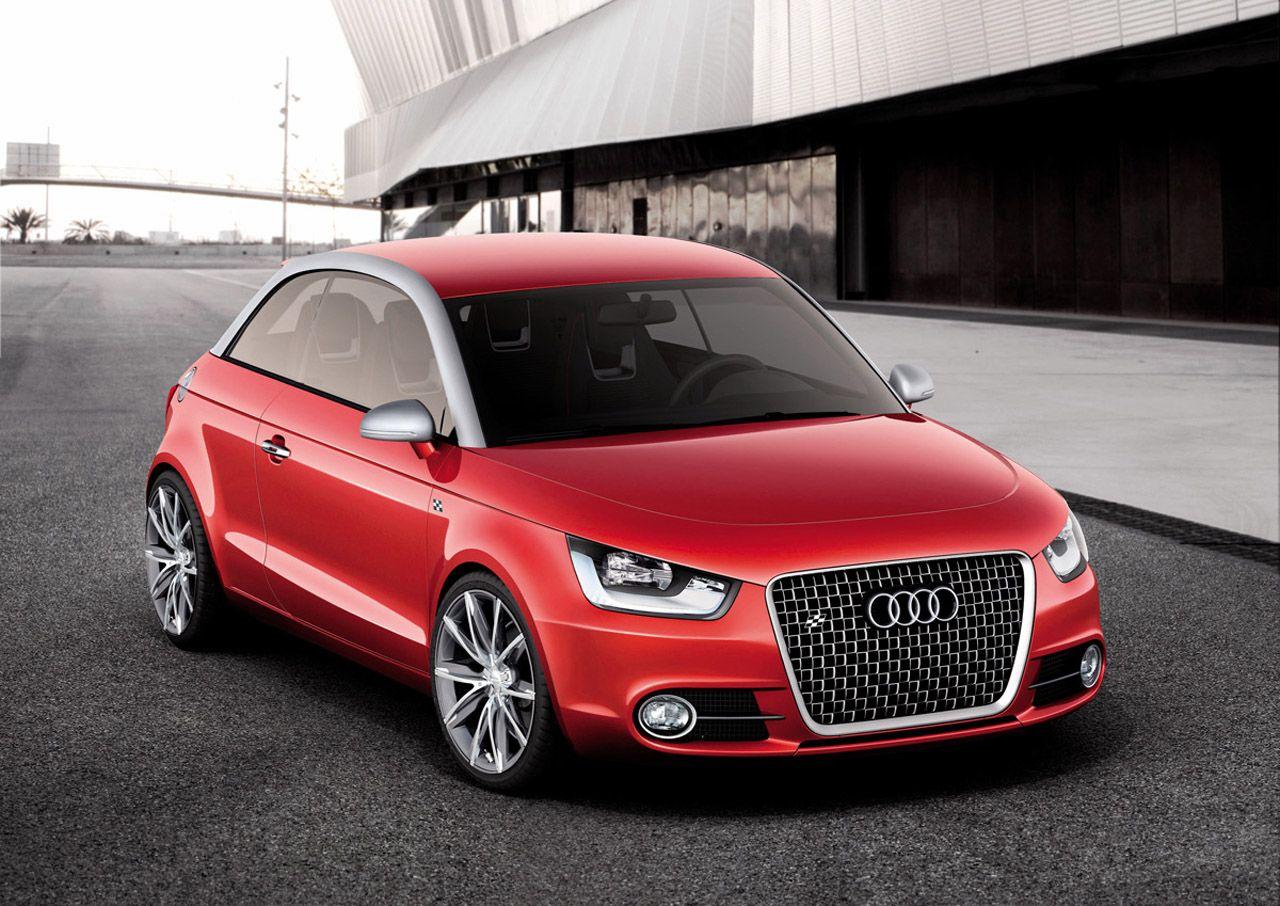 Audi Metroproject Quattro Concept Photo Gallery Audi A1 Audi Car
