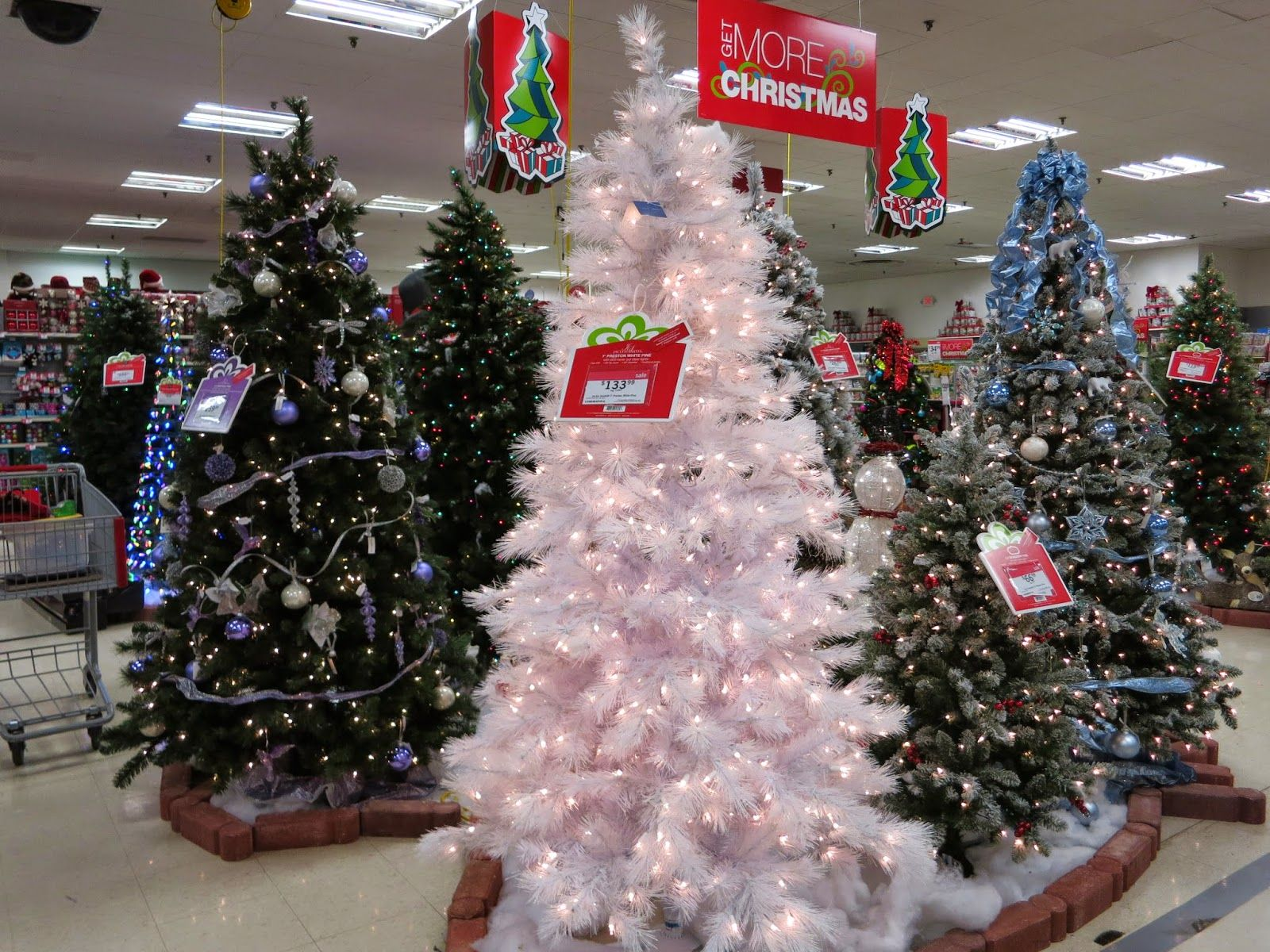 Decorating You Home For The Holidays With Kmart Get The Best Decorations For Less Look At T Kmart Christmas Trees Holiday Decor Christmas Pink Christmas Tree