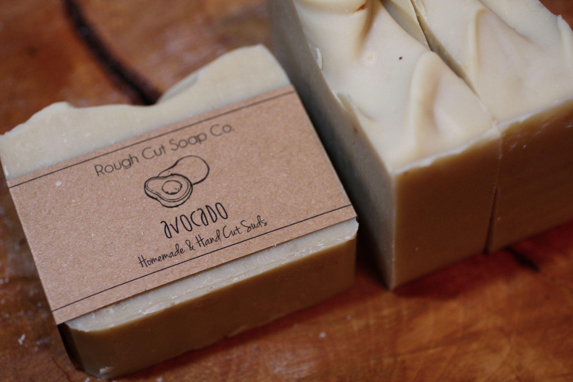 Avocado Cold Process Soap