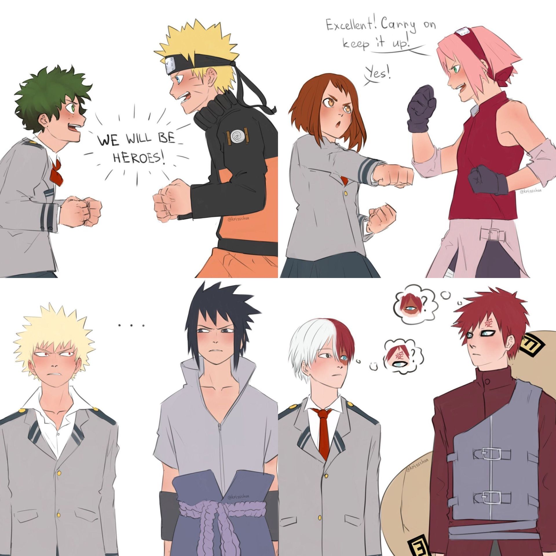 Quirkless [ old ] - Kacchan