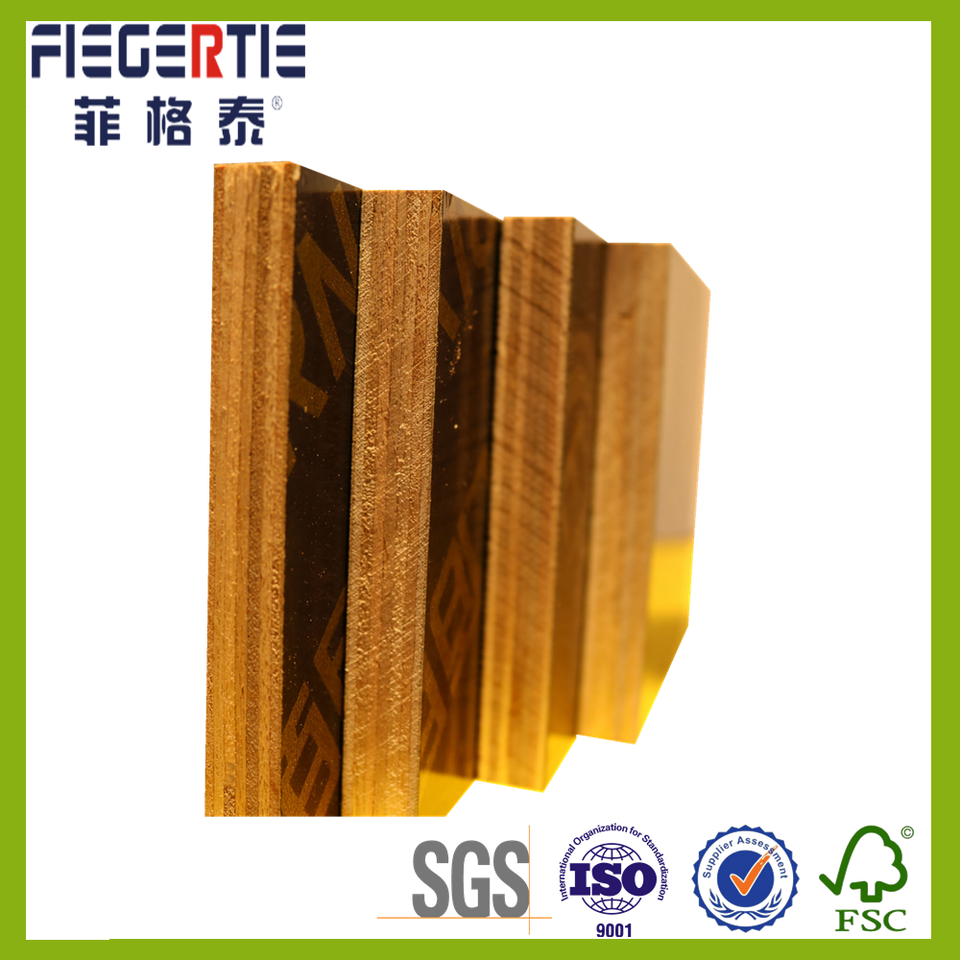 film faced shuttering plywood/indonesia film faced plywood