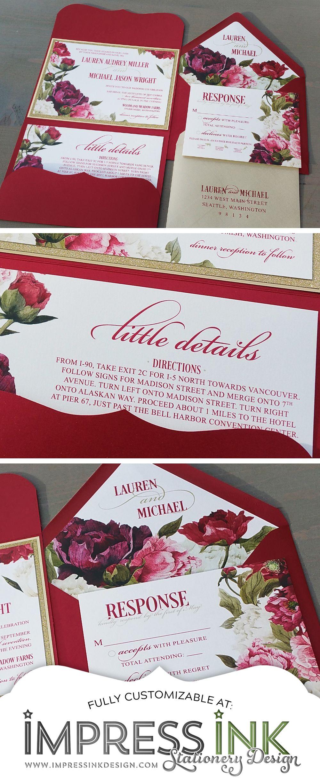 Unique Theme Wedding Invitations Ornament - Invitations and ...
