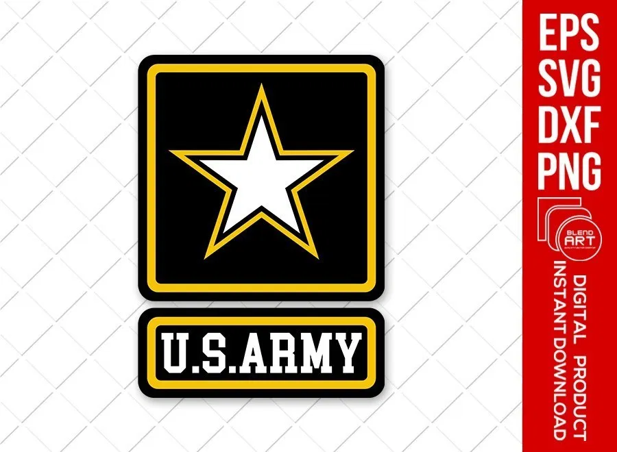 File Us Army Logo Svg Us Army Logo Army Patches Army Strong