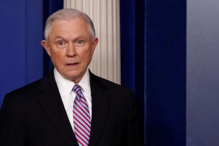 U.S. attorney general says sanctuary cities may see federal grants cu  https://frontier.yahoo.com/news/u-attorney-general-says-sanctuary-cities-may-see-175705163.html