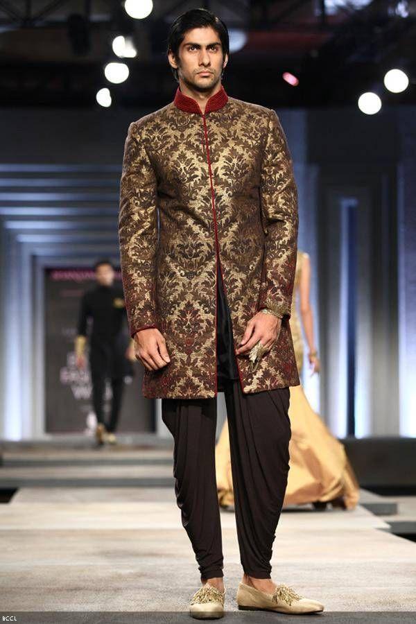 Indian Wedding Dresses For Men Trends 2014 017