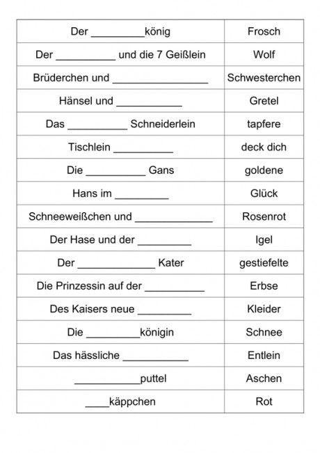 In der Kürze liegt die Würze - Aphasie | deutsch | Pinterest