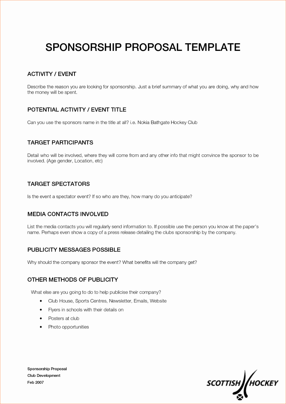 Sports Sponsorship Agreement Template from i.pinimg.com
