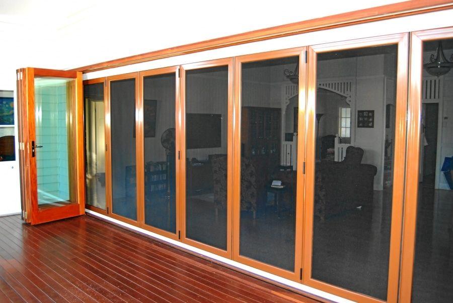 Crimsafe Security Screens Bifold Doors Security Door Security Screen