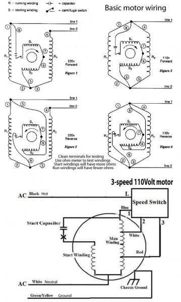 3 Speed Ceiling Fan Wiring Diagram