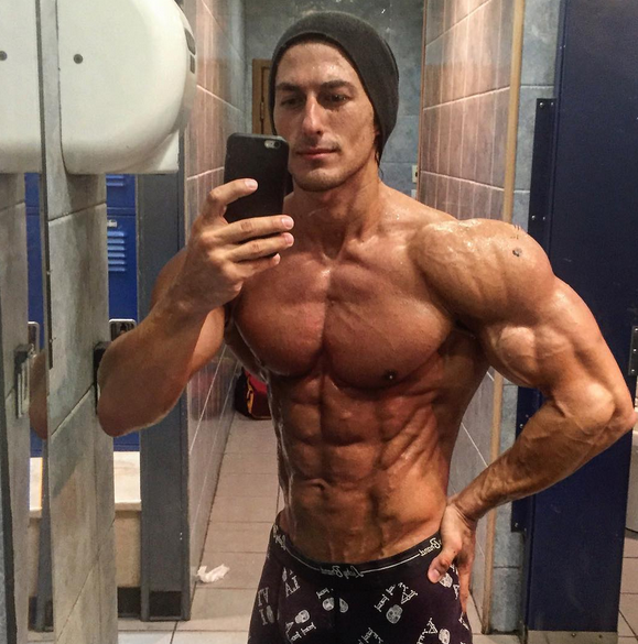 Resultado de imagen para off season bodybuilder