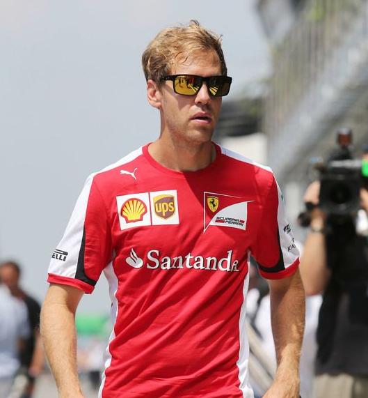 b75ddbf3e3 Ferrari Sebastian Verrel Oakley OO9262 SLIVER