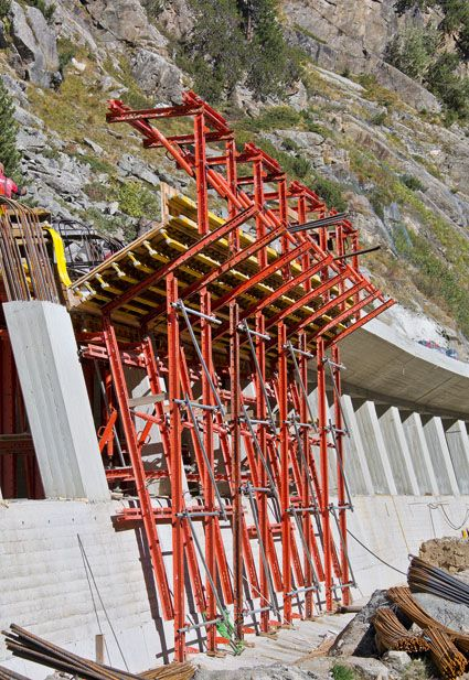 A Tunnel Formwork Solution Accelerated Construction