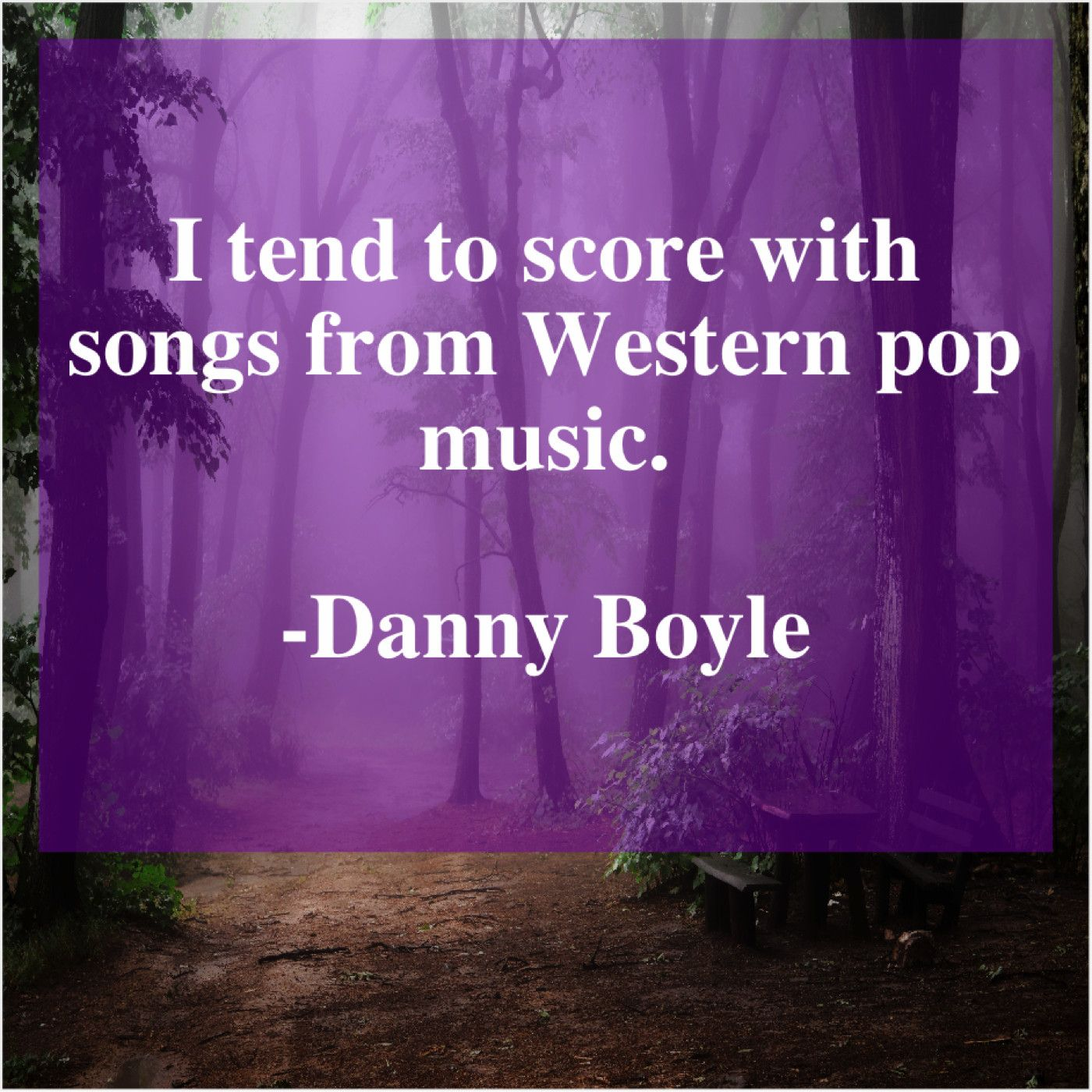 Danny Boyle I Tend To Score With Vanessa Paradis Paul Auster Fear