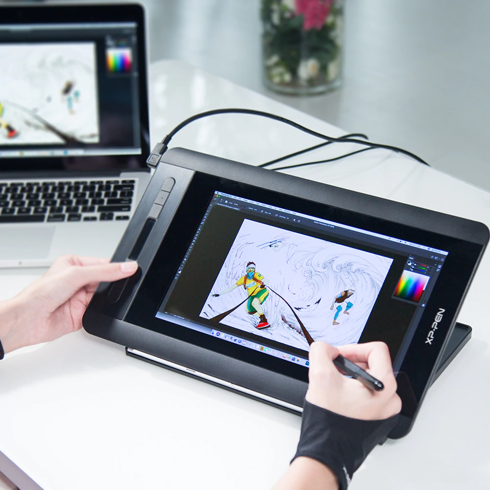 XPPen Artist 12 11.6'' Graphics tablet Drawing Graphic
