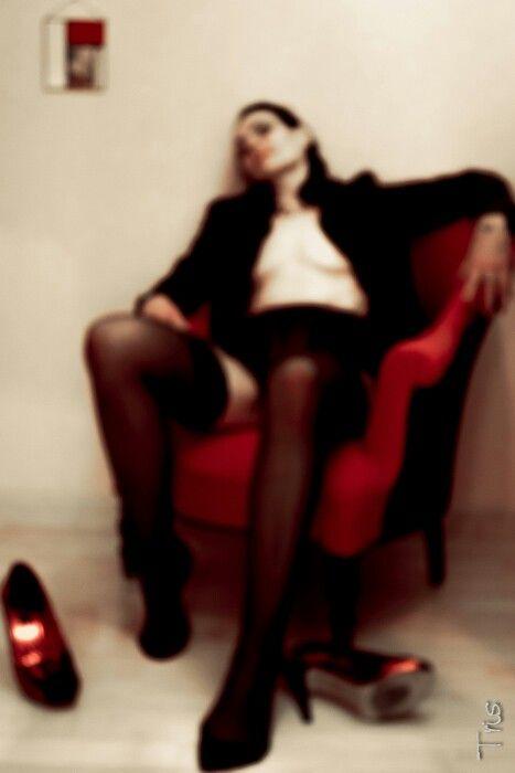 Tristana Blue    Red
