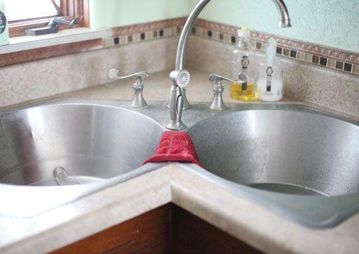 Reformar la cocina, cambiando el fregadero | COClNAS | Pinterest ...