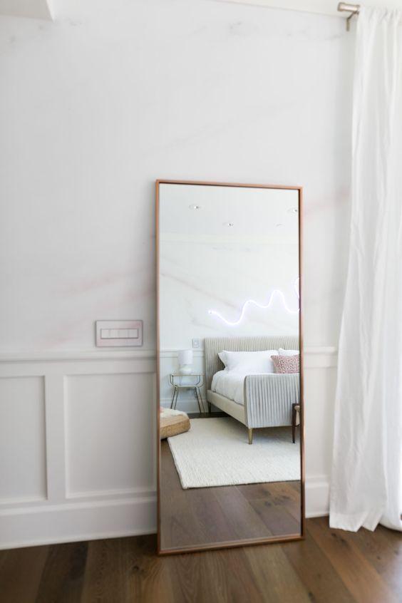 Decora tu hogar con espejos hasta el piso home decor for Home disena y decora tu hogar