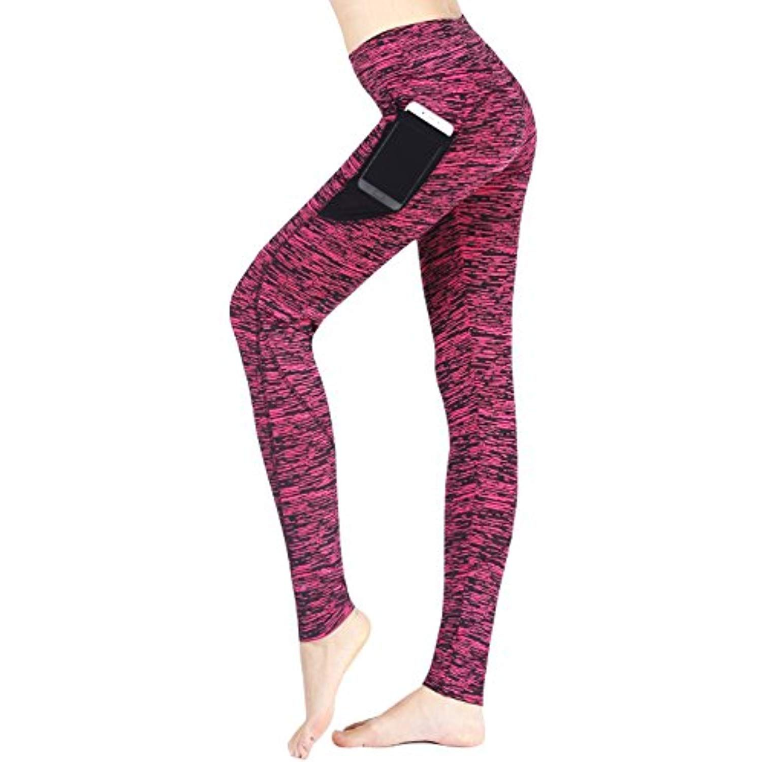 e28368a593 Neonysweets Women's Active Yoga Pants Workout Leggings with Mesh Pockets *  Details can be found by clicking on the image. (This is an affiliate link)  # ...