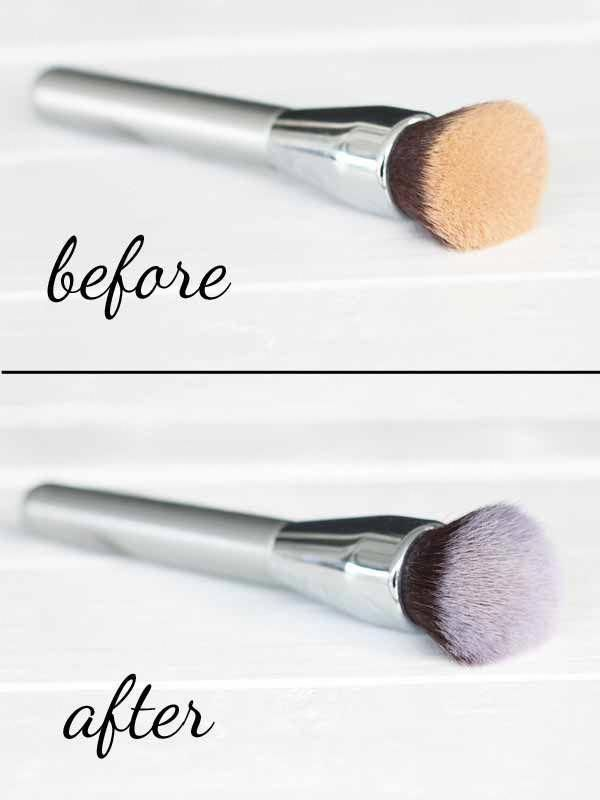 Photo of Makeup Brush Cleaner DIY it on the cheap#brush #cheap #cleaner #diy #makeup