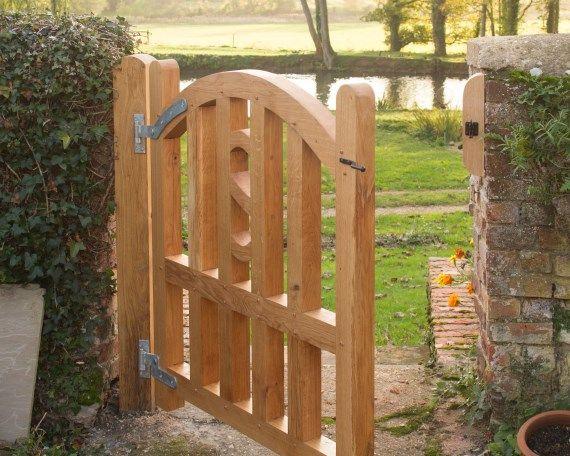 ideas how make a garden entrance gate gates to great