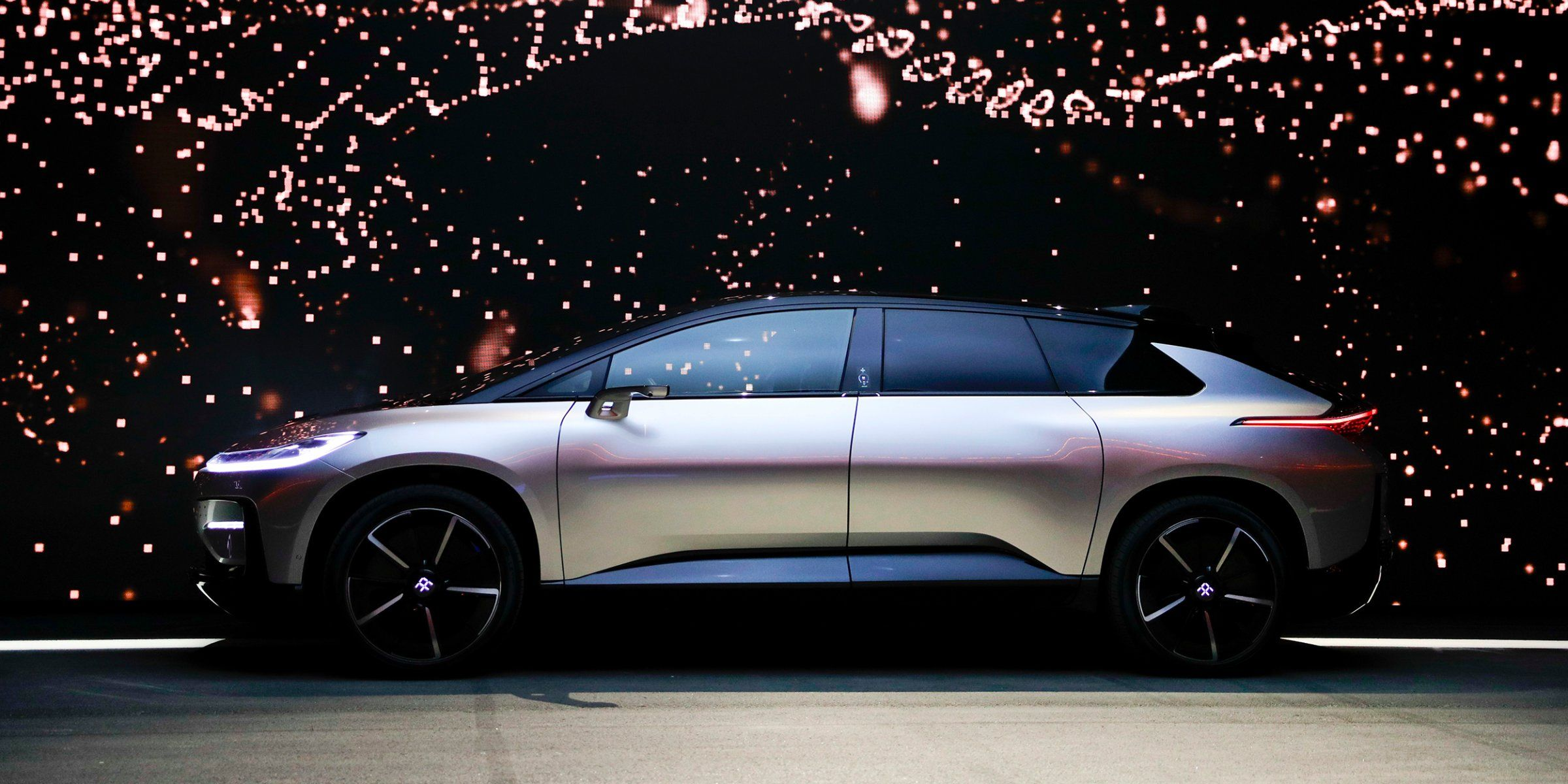 Here S Everything We Know So Far About Faraday Future S Ff91 Electric Self Driving Car Faraday Future Future Car Future Electric Cars