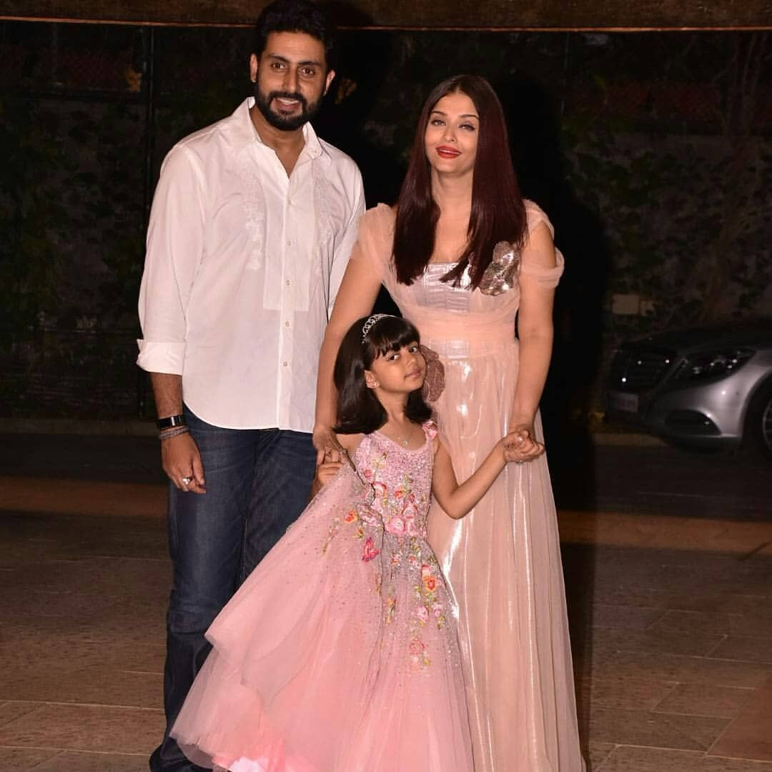 Bollywood Star Aishwarya Rai Bachchan Truly Looked Like A Princess