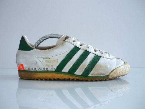 Kickin' it old school with some fresh new Adidas Rom | Senza