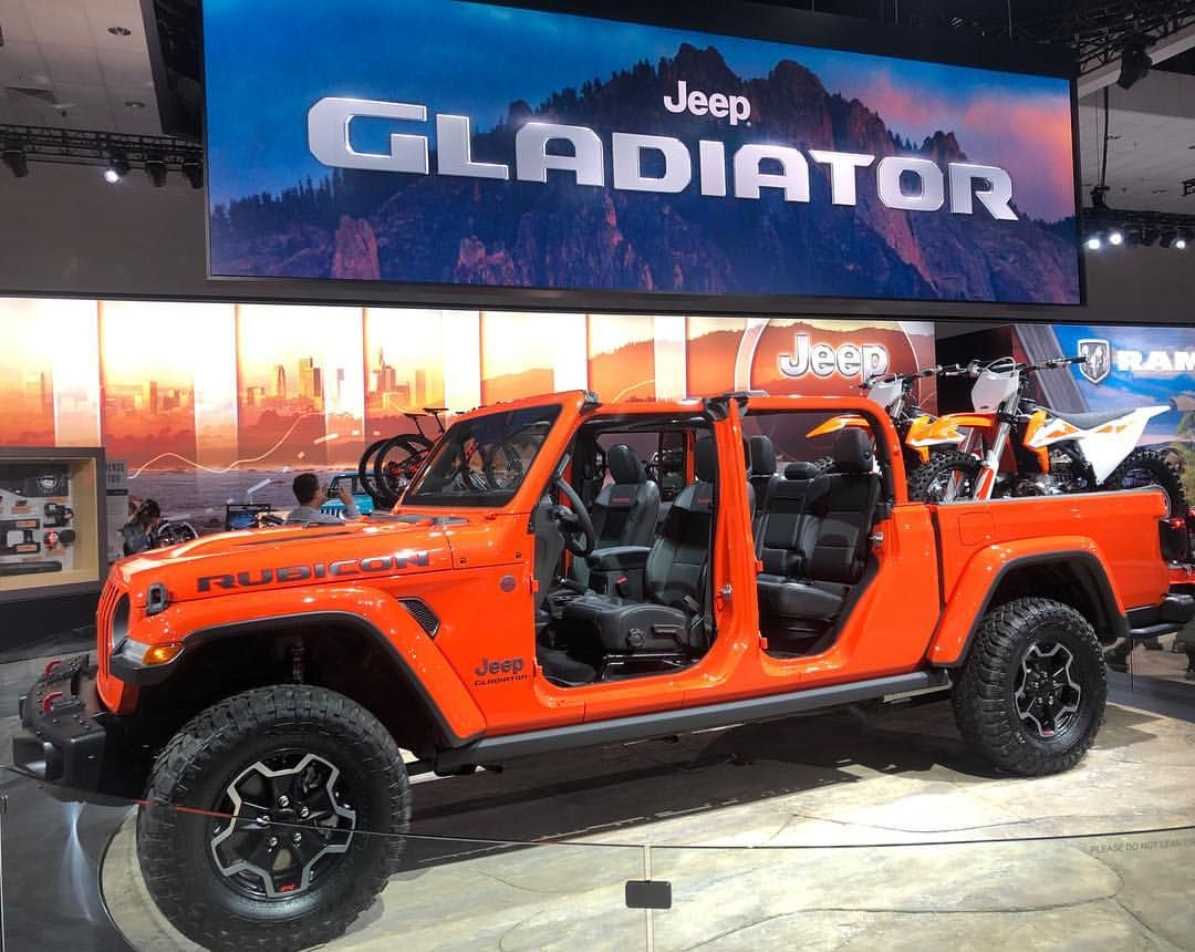 Without Driving It The Jeep Gladiator Lives Up To The Hype It S