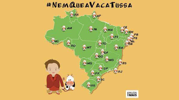 """E Viva a Farofa!: Nem que a vaca tussa! """"Por incrível que pareça, a presidente Dilma Rousseff anunciou, na semana passada, um programa de concessões no valor de cerca de R$ 190 bilhões para investir em rodovias, ferrovias, portos, aeroportos e telecomunicações.  Digo que parece incrível porque toda a história do PT –e particularmente de Lula e Dilma– sempre foi a de considerar a privatização um ato de traição nacional."""""""