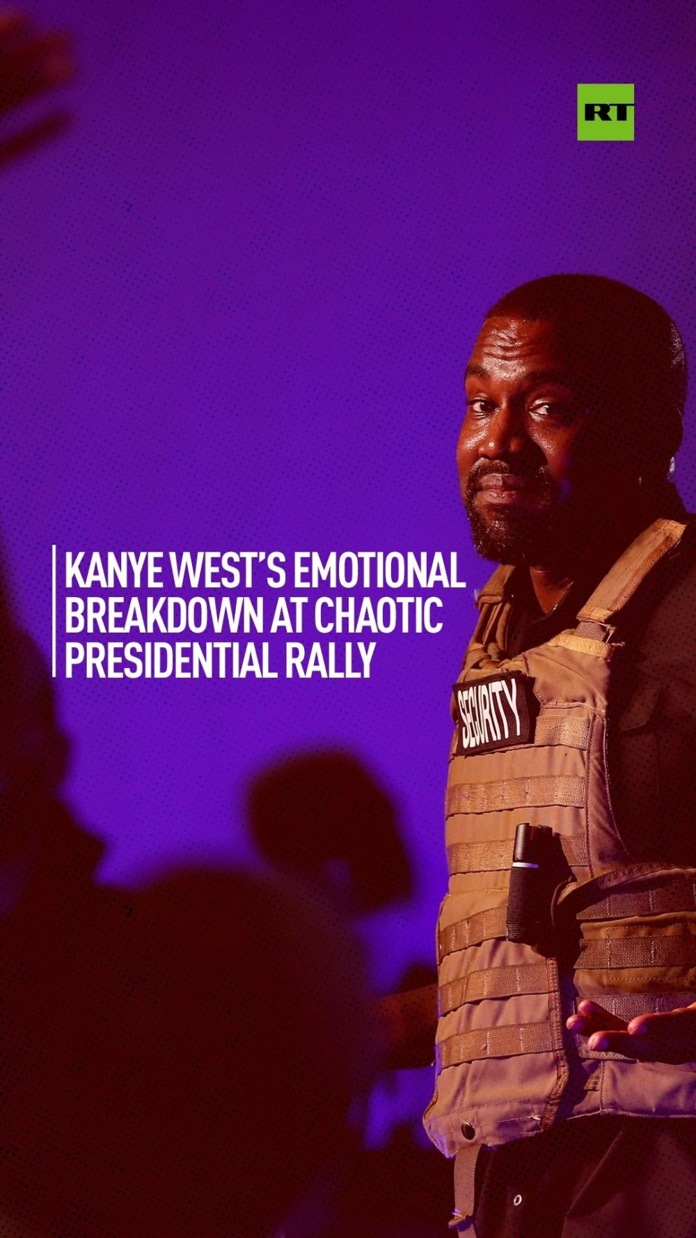 Rt Rt Kanye West S Unorthodox Presidential Campaign Launch Has Left Everyone With More Questions Than Nel 2020