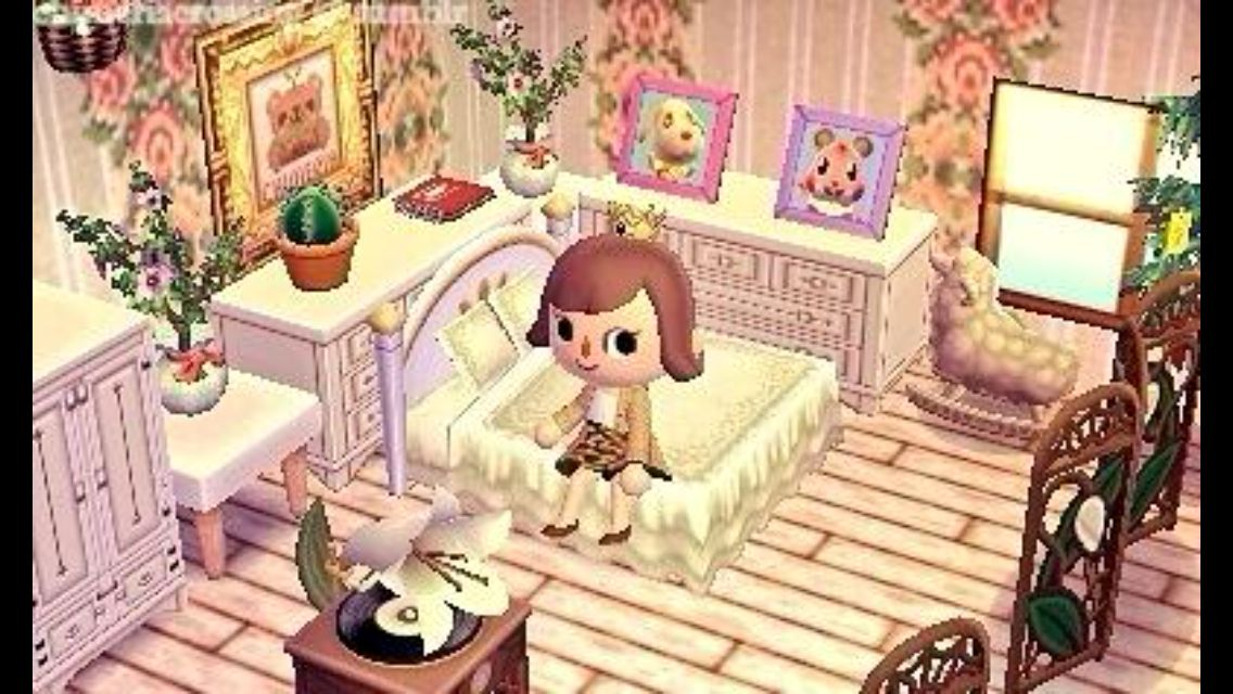 Animal Crossing Room Designs