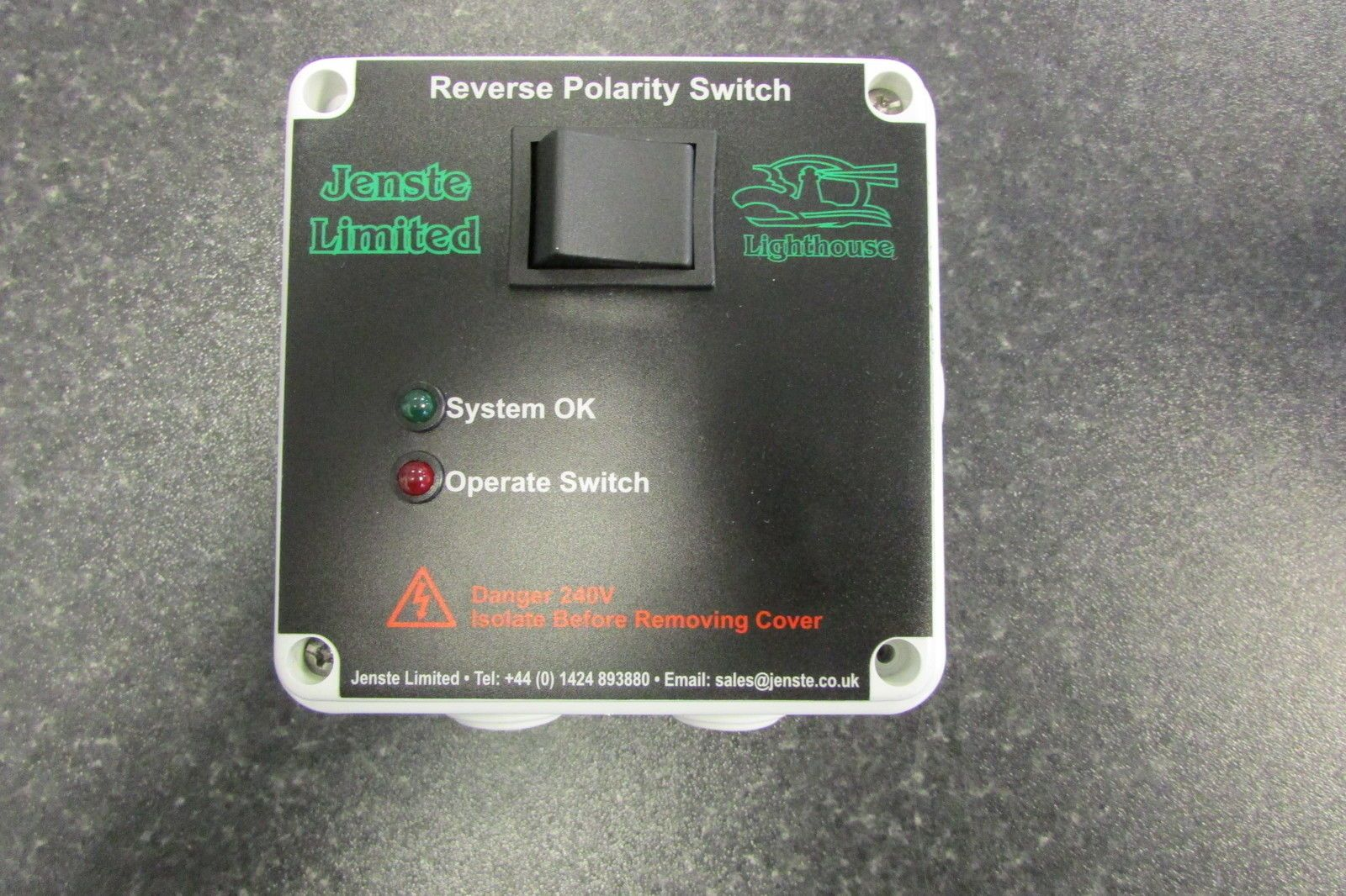Reverse Polarity Switch | eBay