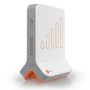 ATT 3G Microcell Wireless Cellular Signal Booster Tower