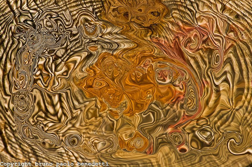 Emotional Lines In Art : Dizzines: abstract visual representation deep emotional impact