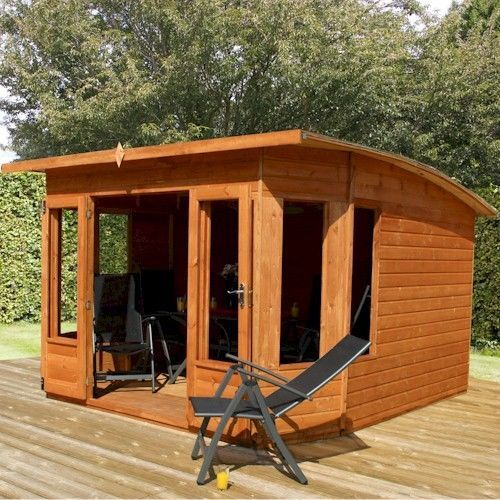 12 x 12 concept summer house garden shed