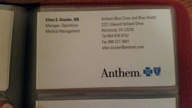 Anthem/wellpoint | Medication management, Anthem blue ...