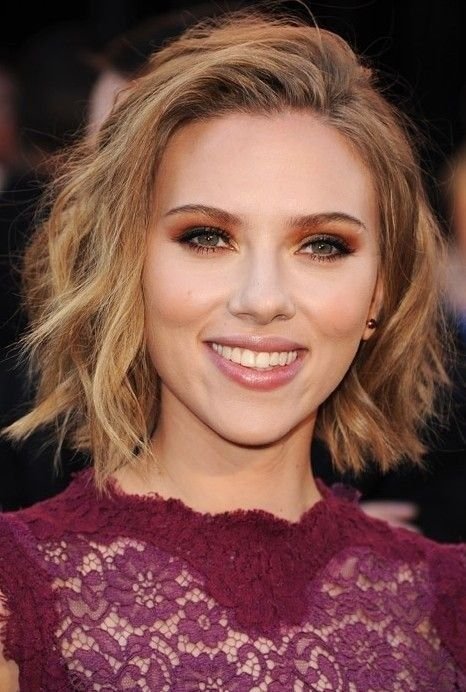 15 Shaggy Bob Haircut Tips For Wonderful Design Makeovers Women Hairstyles 2015 Men Hairstyles 2015 L Short Wavy Hair Wavy Bob Hairstyles Chin Length Hair