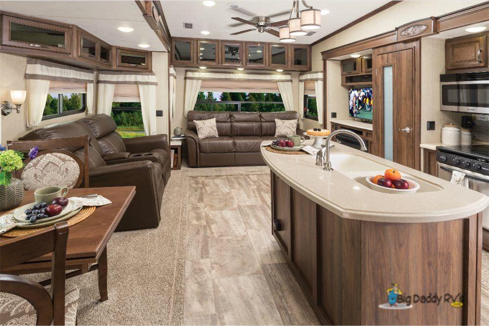 New 2017 Palomino Columbus Compass 377mbc Fifth Wheel At Big Daddy