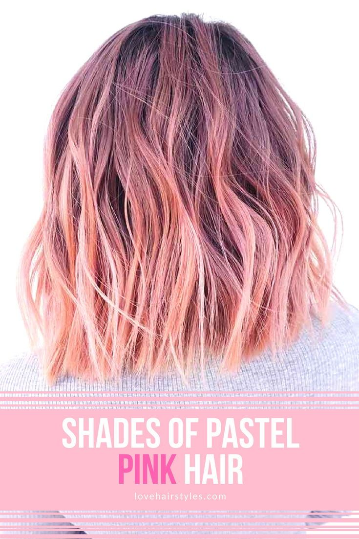 40 Adorable Ideas On How To Pull Off Pastel Pink Hair Pastel Pink Hair Pink Hair Hair Shades