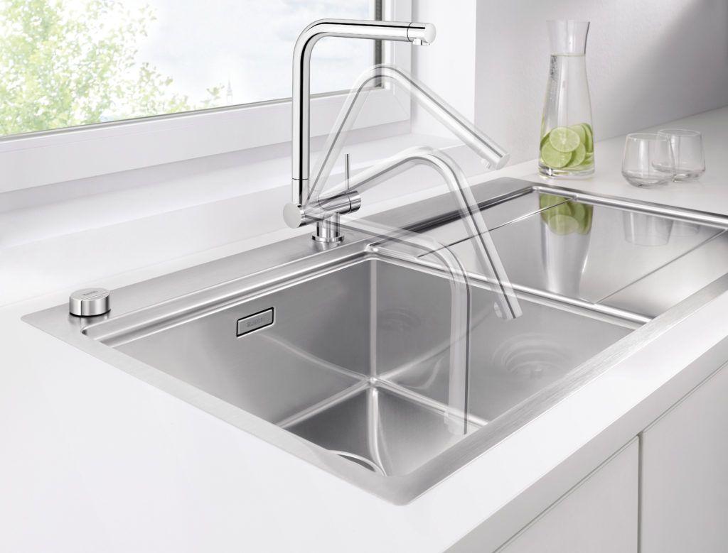 Küchenarmatur Anthrazit ~ 47 besten küchenspülen & armaturen bilder auf pinterest